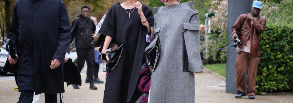 PARIS FASHION: SPRING 2020 STREET STYLE pfw