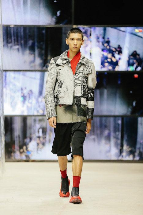 XIMON LEE SS20 SHANGHAI BACKSTAGE faves FashionDailyMag Brigitteseguracurator 2
