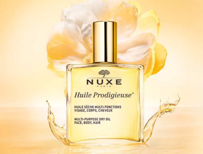 HUILE PRODIGIEUSE NUXE FashionDailyMag brigitteseguracurator winter skin at Thompson Chemists