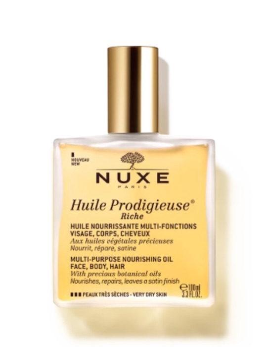 huile prodigieuse riche NUXE WINTER SKIN CARE FashionDailyMag brigitteseguracurator