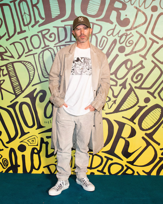 daniel arsham DIOR MEN FALL 2020: RUNWAY SHOW fashiondailymag