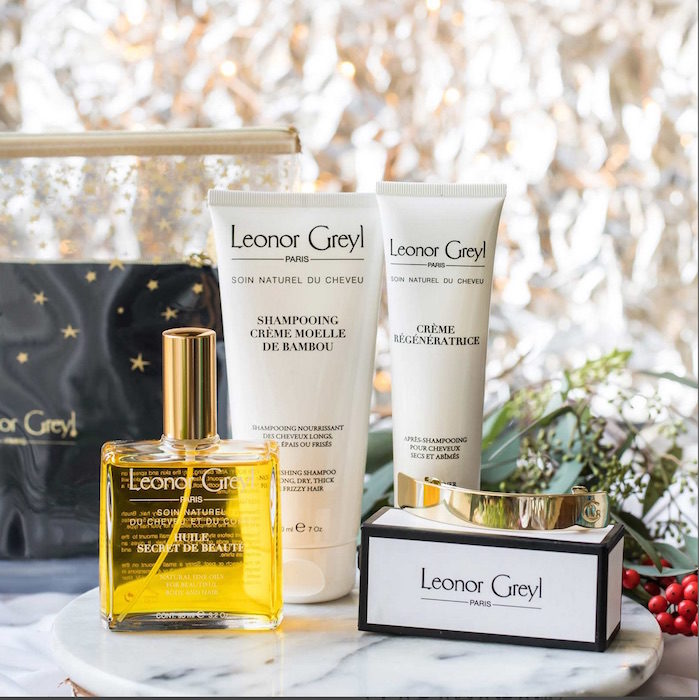 LEONOR GREYL LUXURY HAIR FEEL GOOD GIFTS HOLIDAY 2019 FASHIONDAILYMAG brigitteseguracurator