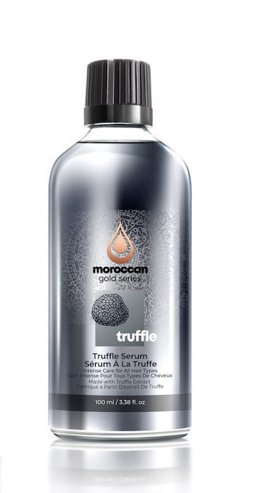 MOROCCAN GOLD SERIES truffle serum hair trends fashiondailymag