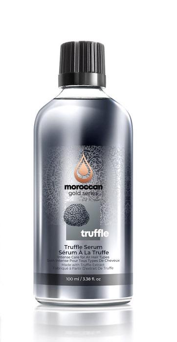 MOROCCAN GOLD SERIES truffle serum hair trends fashiondailymag