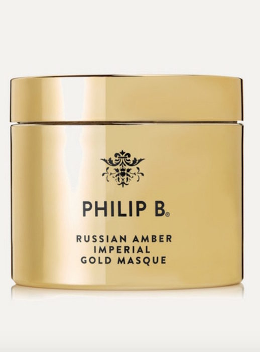 russian amber impreial gold masque LUXURY HAIR FEEL GOOD GIFTS HOLIDAY 2019 FASHIONDAILYMAG brigitteseguracurator