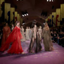 DIOR HAUTE COUTURE atmosphere + runway ss20
