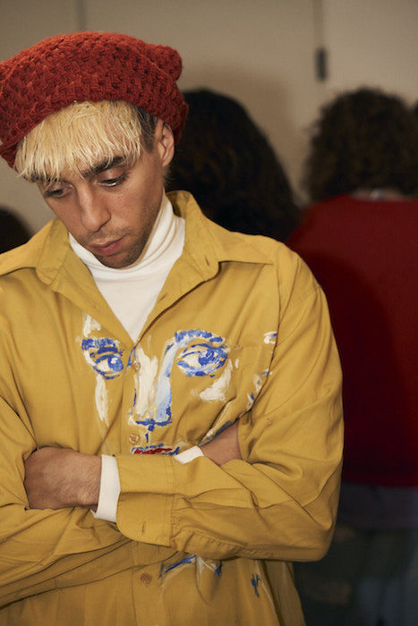 KIDSUPER_Backstage__DSC7391 PARIS FASHION WEEK isabelle grosse for fashiondailymag brigitteseguracurator