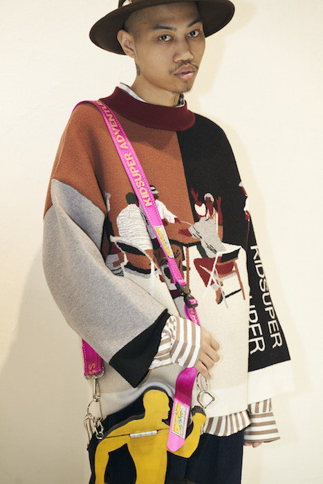 KIDSUPER_Backstage__DSC7422 PARIS FASHION WEEK isabelle grosse for fashiondailymag brigitteseguracurator