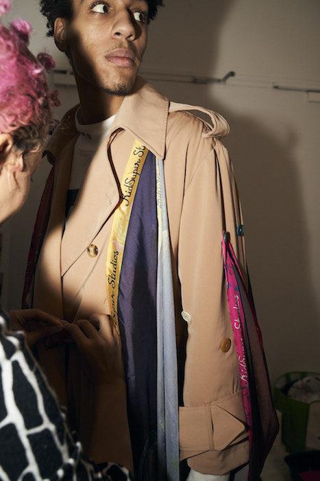 KIDSUPER_Backstage__DSC8043 PARIS FASHION WEEK isabelle grosse for fashiondailymag brigitteseguracurator