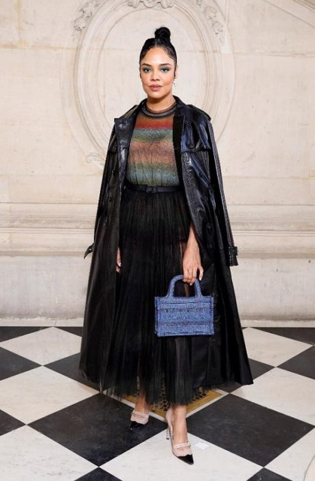 DIOR HAUTE COUTURE SS20 CELEBRITIES PARIS COUTURE FASHION WEEK FASHIONDAILYMAG BRIGITTESEGURACURATOR 2
