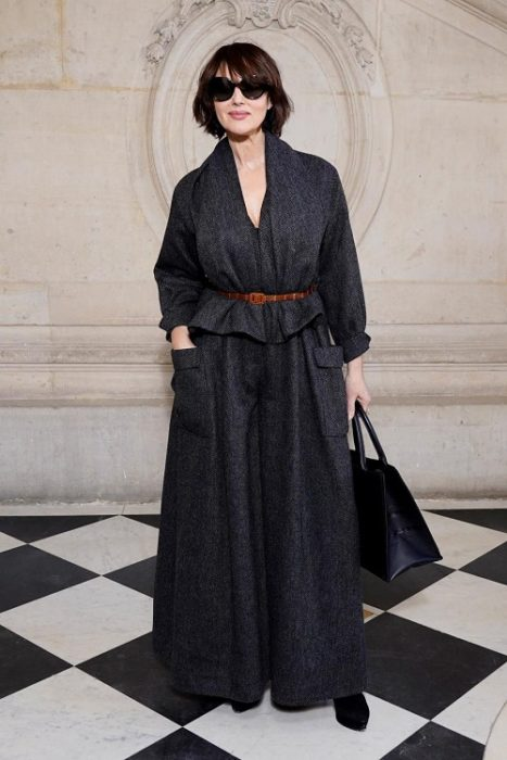 DIOR HAUTE COUTURE SS20 CELEBRITIES PARIS COUTURE FASHION WEEK FASHIONDAILYMAG BRIGITTESEGURACURATOR 4