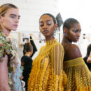 up close: RAHUL MISHRA ss20 Paris Couture Fashion Week