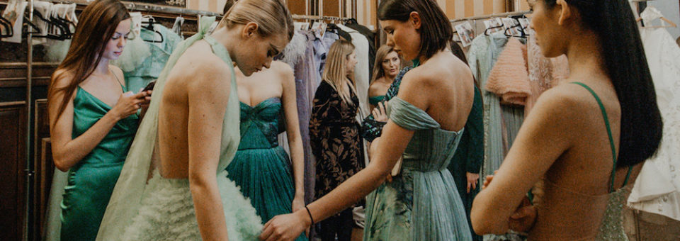 PARIS COUTURE details: LA METAMORPHOSE spring 2020