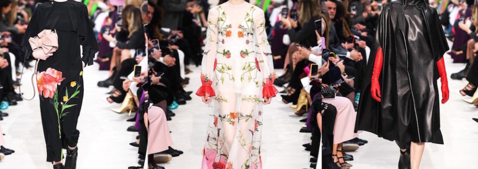 VALENTINO favorite looks fall 2020