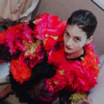 ellow STAYHOME STAYINSPIRED FLOWER POWER FASHIONDAILYMAG brigitteseguracurator 7 XUAN COUTURE SS20