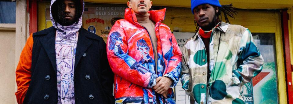 MULTICOLOR FALL 2021 FASHION : KIDSUPER Paris Fashion Week