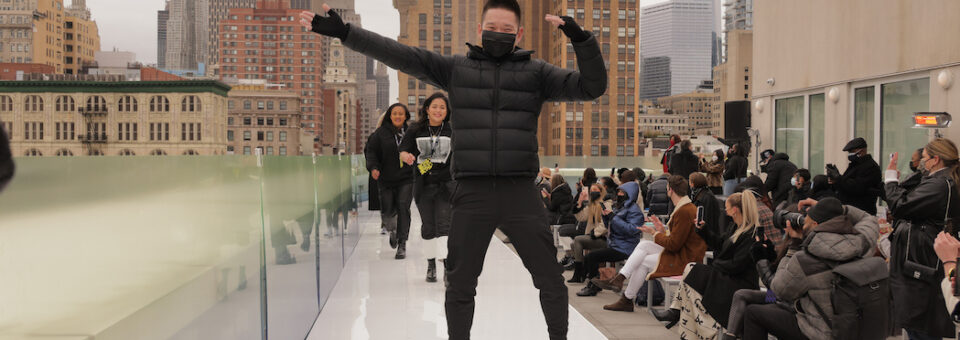 FORWARD FASHION FALL 2021: young designer faves #brigitteseguracurator