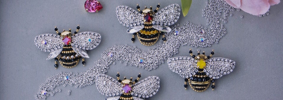 Fairy-tale inspired bags: A look at Yuliya Savytska's Ornate Couture Accessories
