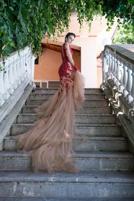 InesDiSanto CannesFilmFestival 2021 FashionDailyMag ph JoyStrotz BrigitteSeguraCurator 220CANNES it be romantic fashion