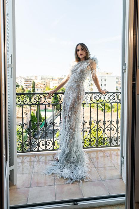 ZiadNakad CannesFilmFestival 2021 FashionDailyMag ph JoyStrotz BrigitteSeguraCurator 007CANNES it be romantic fashion
