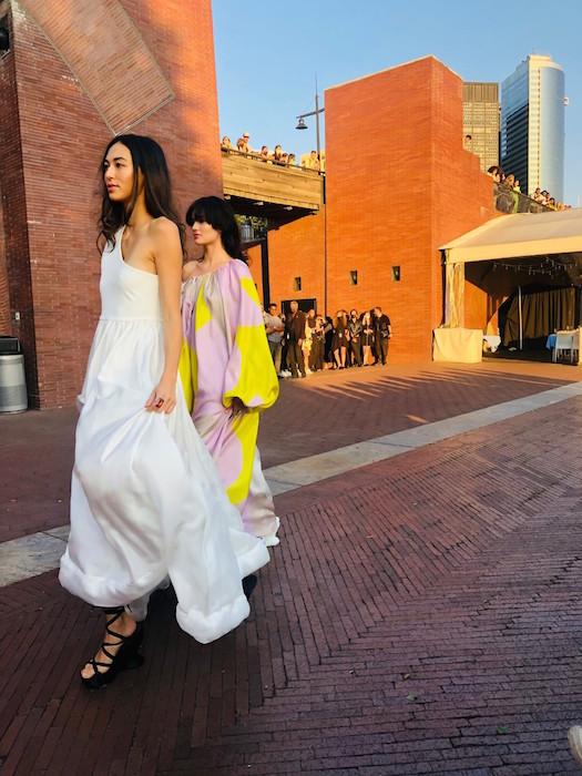 nyfw CYNTHIA ROWLEY FashionDailyMag brigitteseguracurator summer 22 fashion curated photo @Neilovesbrilovesneil brigitteseguraphoto 5601