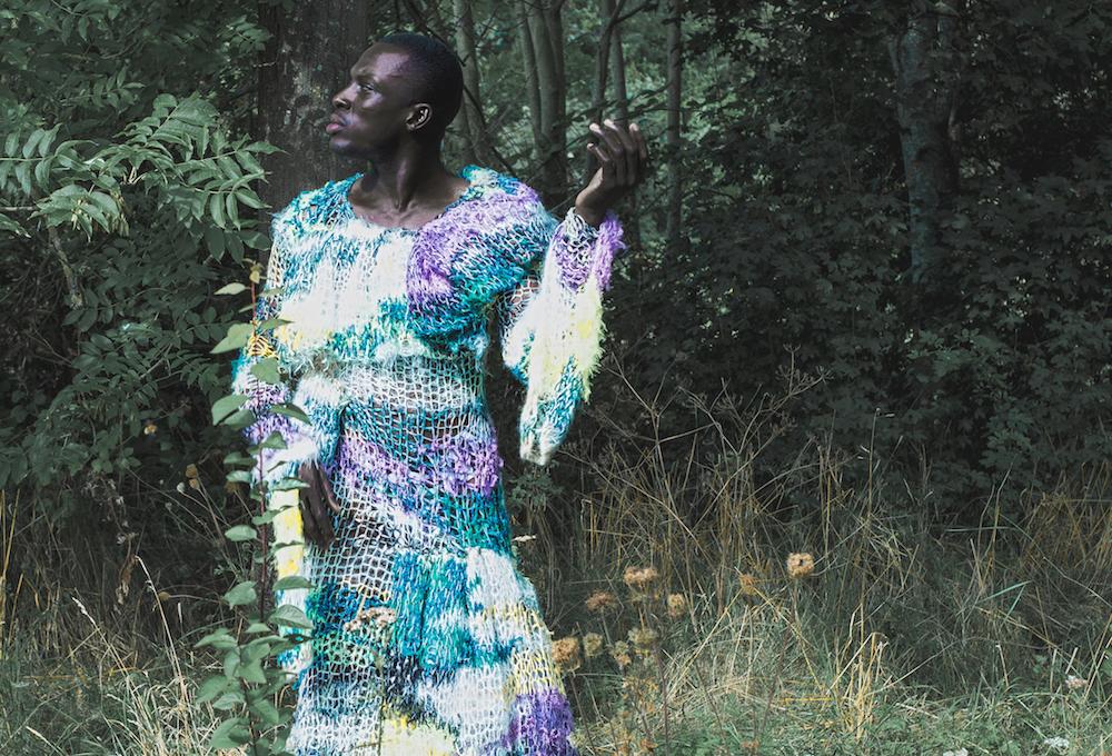 look22nyfw young designer 4 KA WA KEY FashionDailyMag brigitteseguracurator summer 22 fashion curated